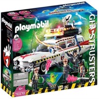 Playmobil  Ecto1A from Ghostbusters II 70170