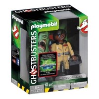 Playmobil  Ghostbusters TM Collection Figure W Zeddemore 70171