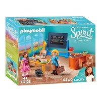 Playmobil Spirit 70121 The Classroom of Mrs Flores