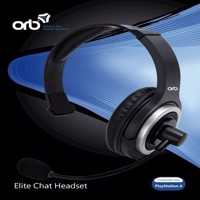 Playstation 4  Elite Chat Headset ORB