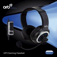 Playstation 4  GP3 Gaming Headset ORB