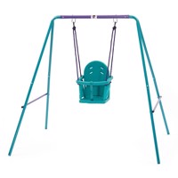 Plum 2I1 Metal swing set