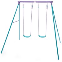 Plum sedna II metal swing set