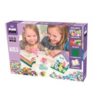 Plus Plus - Mini Pastel - 600 pcs - Starter Set