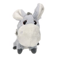 Plush Farm Animals - Donkey, 11cm