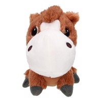 Plush Farm Animals - Horse, 11 cm