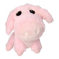 Plush Farm Animals - Pig, 11 cm