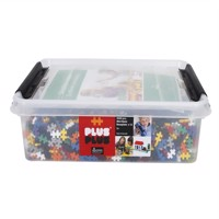 Plus Plus - Mini Basic - 4000 pc + 12 Baseplates