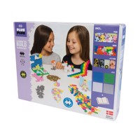 Plus Plus pastel learn to build mega 1200pc