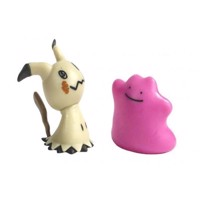 Pokemon  Figure Battle Pack  5cm  Mimikyu and Ditto 96203