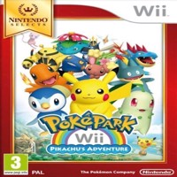 Poke Park Wii Pikachus Adventure Selects - Wii