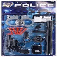 Policeset with 15 pc 42209