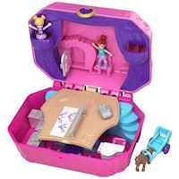 Polly Pocket Big Pocket World  Ballet music box