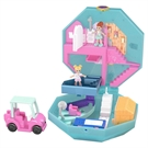 Polly Pocket Big Pocket World  Pampering Day