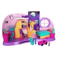Polly Pocket Go Tiny Room  Dual scale