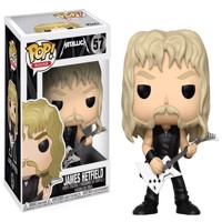 POP Rocks Metallica James Hetfield