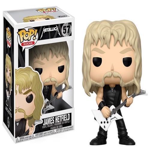 POP Rocks Metallica James Hetfield