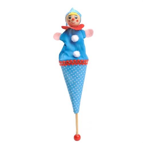 Popup clown