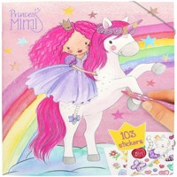 Princess mimi colouringbook