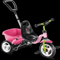 Puky Cat1S Tricycle Ros/Kiwi
