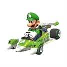 Pull Back Super Mario Race Car  Luigi