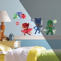 Pyjamasheltene (PJ Masks) Wallstickers model 2