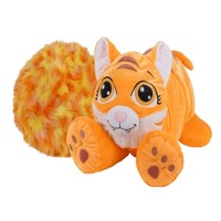 Rainbow Fluffies - Large - Orange Tiger (6981)