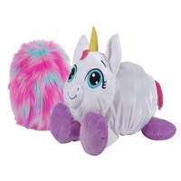 Rainbow Fluffies - Large - Unicorn (6911)