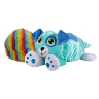 Rainbow Fluffies - Small - Blue Dog
