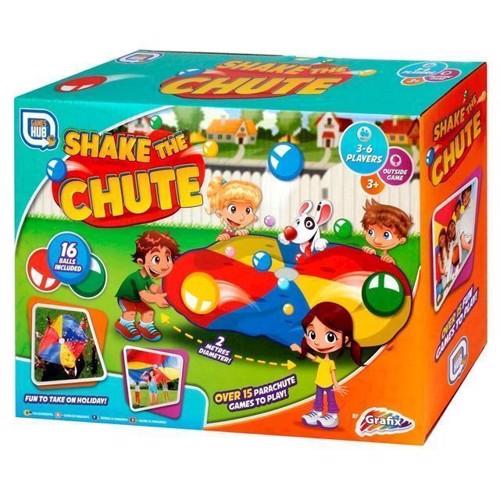 Rainbow Parachute Game