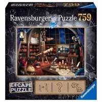 Ravensburger Escape Room Puzzle  The Observatory, 759st