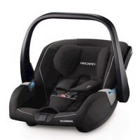 Recaro  Guardia 013 kg  Performance Black