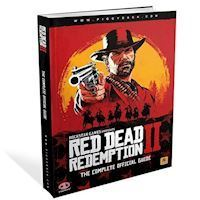 Red Dead Redemption 2  Official Guidebook  Standard Edition EN