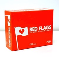 Red Flags  Boardgame SB966