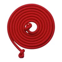 Red skipping rope, 25 meters
