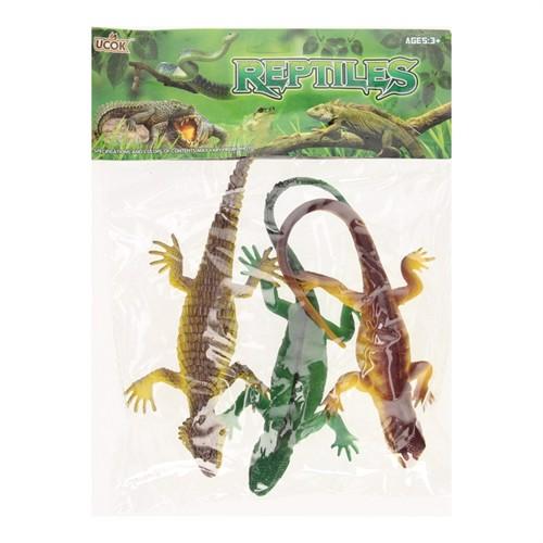 Reptile Playset, 3dlg