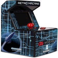 Retro Arcade Machine 200 games