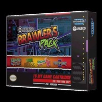 RetroBit Jaleco Brawlers Pack SNES