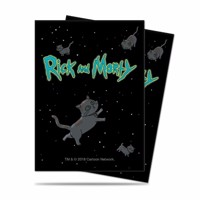Rick and Morty  Deck Protector Sleeves V2