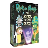 Rick and Morty  The Ricks Must be Crazy MDIEOTHEO02661