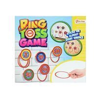 Ring throwing game with Points, 5 pcs