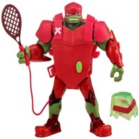 Rise of the Teenage Mutant Ninja Turtles - Battle Shell Action Figure - Bug Bustin' Raph (80834)