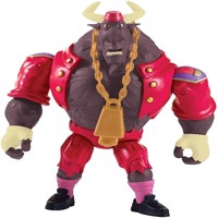 Rise of the Teenage Mutant Ninja Turtles - Battle Shell Action Figure - Bullhop (80810)