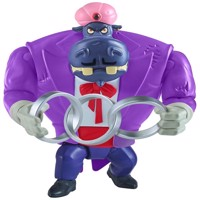Rise of the Teenage Mutant Ninja Turtles - Battle Shell Action Figure - Hypno-Potamus (80825)