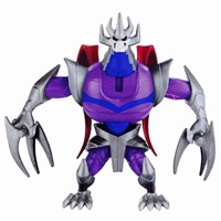 Rise of the Teenage Mutant Ninja Turtles - Battle Shell Action Figure - Shredder (80836)