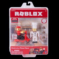 Roblox gamepack work at a pizza place