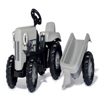 Rolly Toys  Little Grey Fergie, pedaltraktor, 014941
