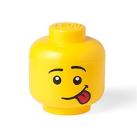 Room Copenhagen Lego Storage Head Silly Small
