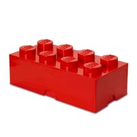 Room Copenhagen  LEGO Storeage Brick 8  Red