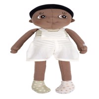Rubens Barn Organic Eco Buds Doll Fern